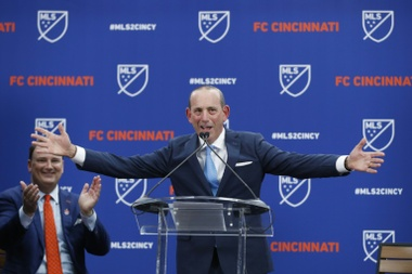 MLS adds Austin as 27th team, Texas capital's first club