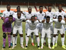 Nigerian showdown between Enyimba and Rivers looms in CAF Cup. AFP