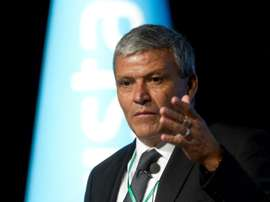 Néstor Clausen actualmente entrena en la Liga Tunecina. AFP/Archivo