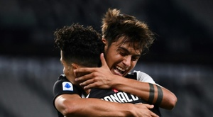 La Juve donne des nouvelles de Dybala. AFP
