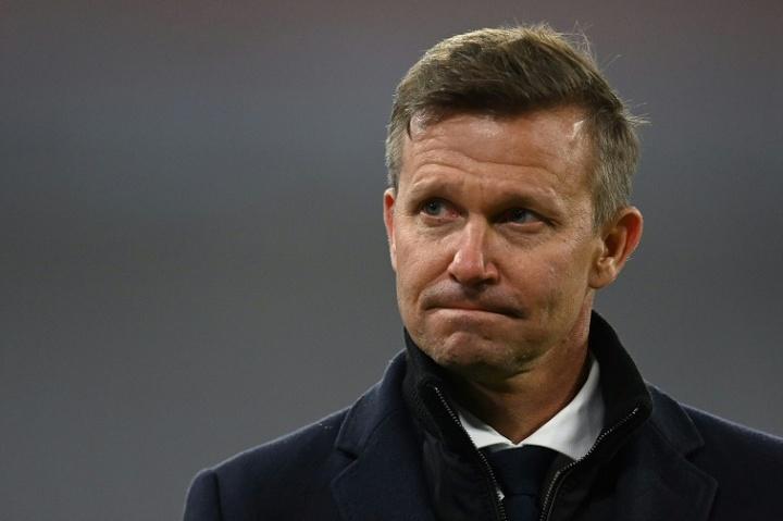 OFFICIEL: Jesse Marsch sera le nouvel entraîneur de Leipzig. AFP