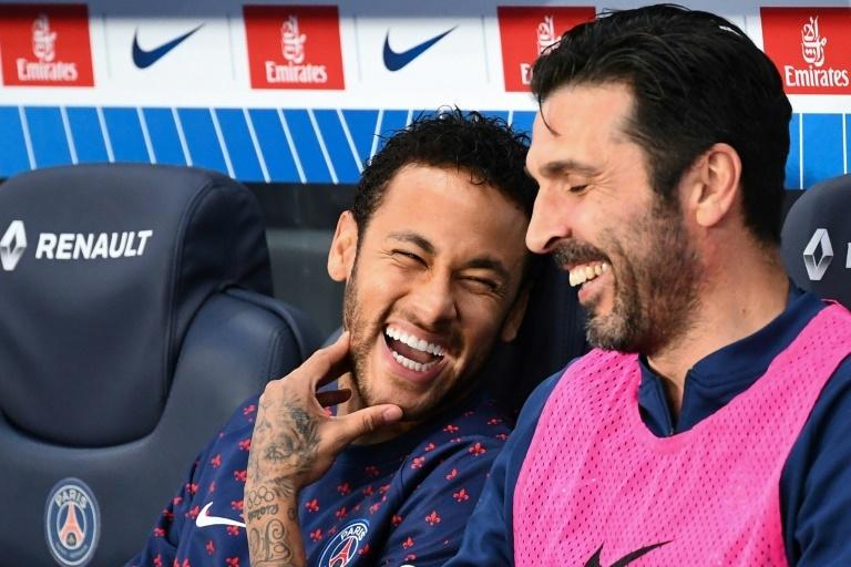 Buffon livre ses secrets sur Ronaldo, le PSG, Neymar et Mbappé