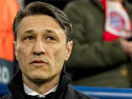 Kovac wants a reaction from his side on Sunday. AFP
