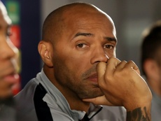 Henry has had a tough start to life as Monaco boss. AFP