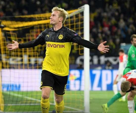 Dortmund e Schalke 04 fazem o clássico do Vale. AFP