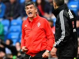 Eibar players and staff fear fresh outbreak from La Liga restart. AFP