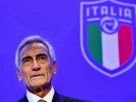 Serie A await goverment green light after three-month suspension. AFP