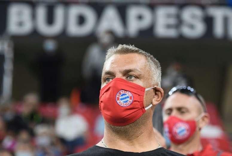 El triunfo del Bayern en la Supercopa, noticia del día. AFP