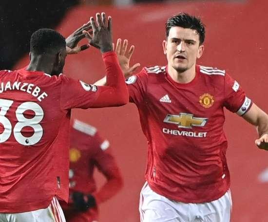 Manchester United perd la tête face à la lanterne rouge. AFP