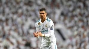 Cristiano Ronaldo lidera a lista das dez vendas mais caras do Real Madrid. AFP
