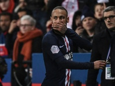 Neymar sent off as PSG beat Bordeaux in seven-goal thriller. AFP