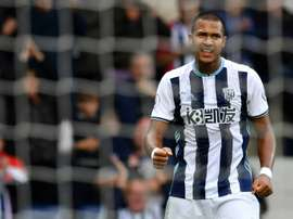 Rondon is closing in on a move to Newcastle. AFP