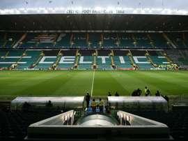 El Celtic se ha clasificado para las semifinales de la Copa de Escocia con susto incluído. AFP