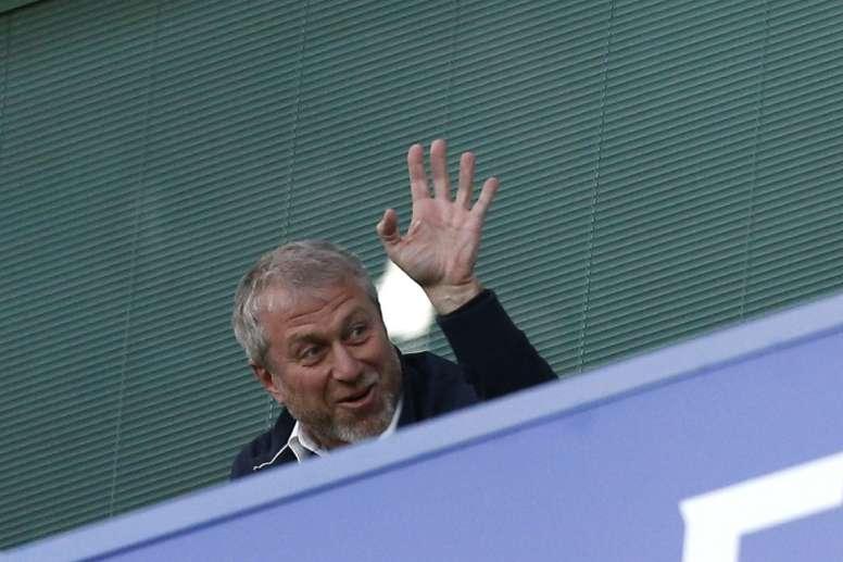 Abramovich negocia para vender el Chelsea. AFP