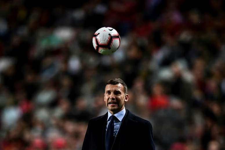 Andriy Shevchenko, ex-Ukraine star aiming for Euro 2020 as coach