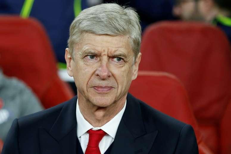 El Arsenal piensa en dos jugadores para el mercado de invierno. AFP
