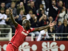 Tavares forced a play-off for Dijon thanks to a VAR assisted goal. AFP