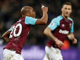 Andre Ayew is proud of his heritage. AFP