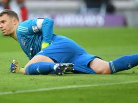 O Bayern já trabalha na renovação de Neuer. AFP