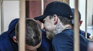 Kokorin and Mamaev have been sent to prison. AFP