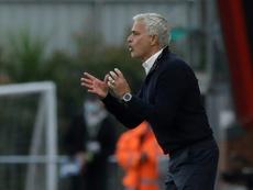 Arteta hails 'world-class' Mourinho ahead of London derby. AFP
