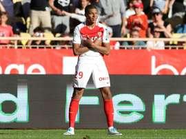 Monaco bateu o Toulouse por 3-1. AFP