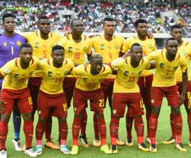 Cameroon are the AFCON defending champions. AFP