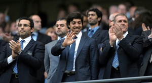 City are looking to further expand their football portfolio. AFP