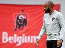 Henry pourrait rejoindre Aston Villa. Goal