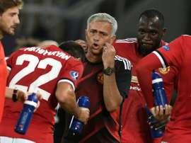 Mourinho veut une pépite portugaise. AFP