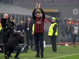 Kaká volverá al Milan. AFP