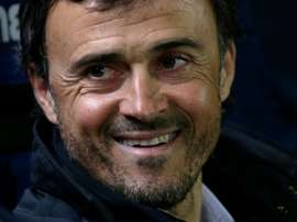 Barcelonas coach Luis Enrique, pictured on March 4, 2015, hailed his sides 2-1 win at Malaga as a huge boost for their La Liga title hopes