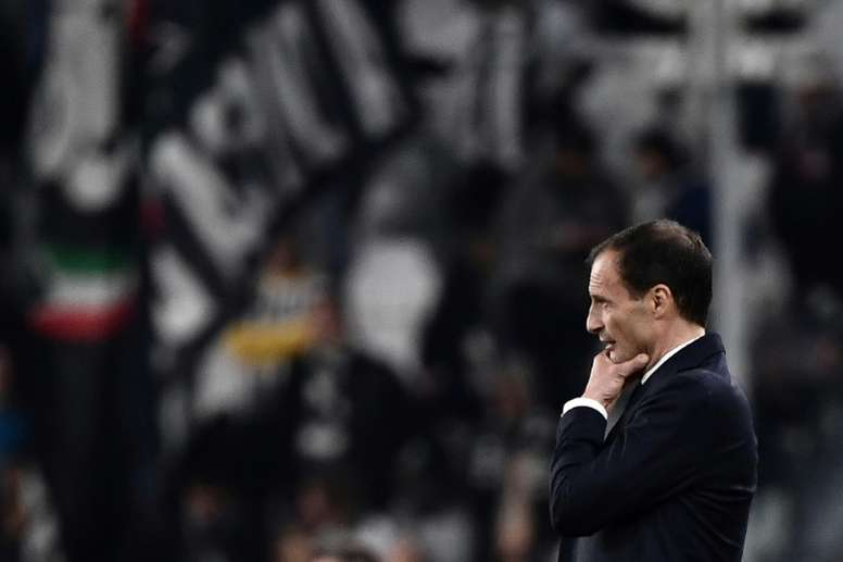 Allegri sticking with Juventus despite Champions League flop