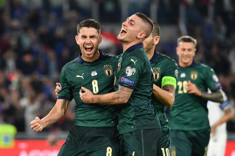 Estas son las selecciones clasificadas para la Eurocopa 2020: Italia