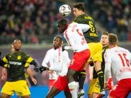 Bayern are also after Upamecano. AFP
