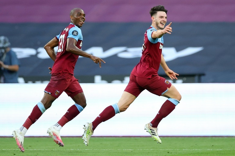 Chelsea think West Ham will sell Declan Rice