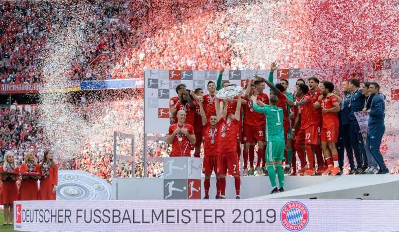 Bayern president says they will not pay more than 80 million for players. AFP