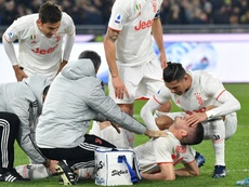 He may miss Euro 2020. AFP