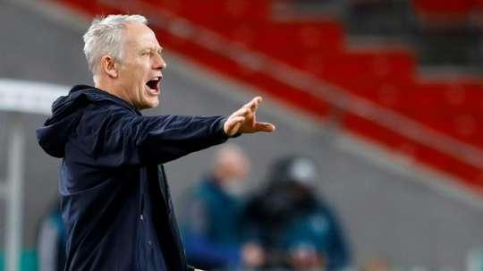 Meet Christian Streich, German football's philosophical coach. AFP