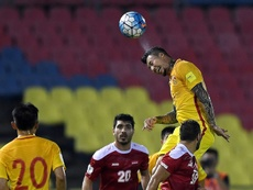 Chinese football authorities are reportedly dropping players with tattoos. AFP