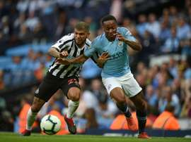 Sterling has scored three times for City already this season.