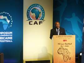 Kenya have been stripped of the 2018 CHAN. AFP
