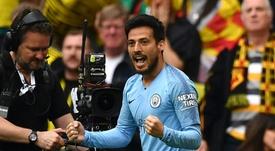 'The Independent': Silva se marchará al equipo de Beckham. AFP