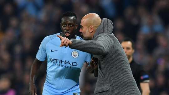 Guardiola hopes for impact from wounded Mendy