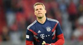 Le Bayern cherche un remplaçant à Neuer. AFP
