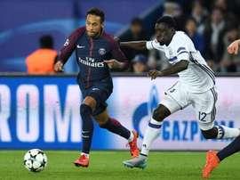 Kurzawa bags hat-trick as PSG blow away Anderlecht. AFP
