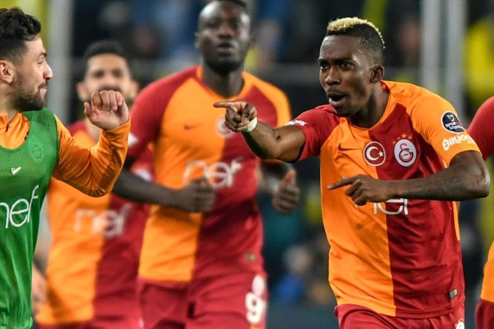 El Galatasaray iba a jugar un amistoso en Grecia, pero las autoridades lo vetaron. AFP/Archivo