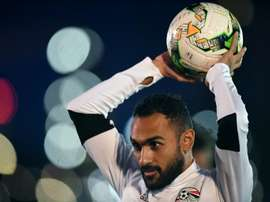 Ahmed Elmohamady (pictured) is only 29 but the flying wing-back is a comparative veteran in a young Egypt squad taken to Gabon by the wily Hector Cuper