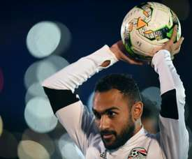Ahmed Elmohamady could join Aston Villa. AFP