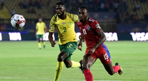 Mamelodi Sundowns drew 1-1. AFP